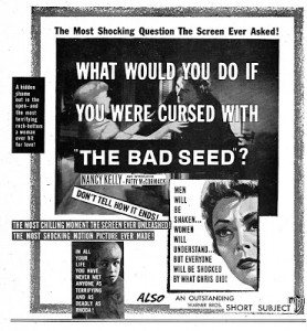 the bad seed ad