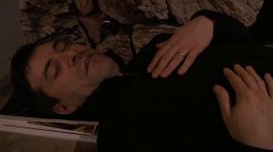 Joseph sleeps
